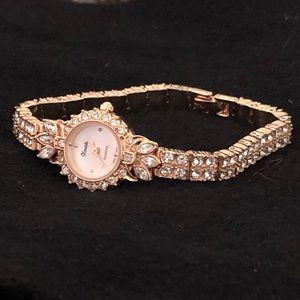 Xanadu Vintage Crystal watch
